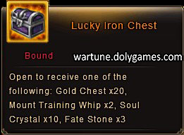 Jewel Hunt Lucky Iron Chest