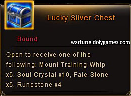 Jewel Hunt Lucky Silver Chest