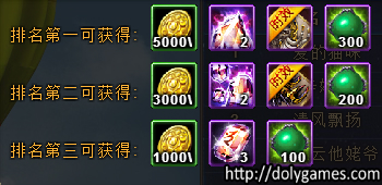 Sky Adventure Rank Rewards