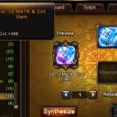 Dual Gems Upgrade