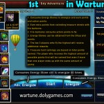1st Sky Adventure launched in Wartune