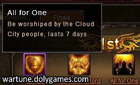 Cross Server Guild Battle 3 All for One