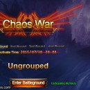 Chaos War Guide