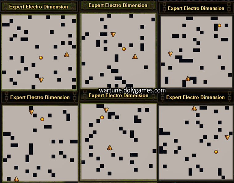 Expert Dimension Exploration for hidden events