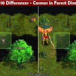 Spot 10 Differences - Cosmos in Forest Dimension