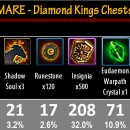 TOK NM Diamond Kings Chests Drop Rates v2
