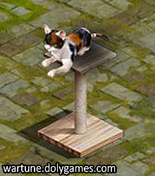 Calico Cat 3 - 150,000 gold