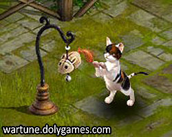 Calico Cat 5 - 150,000 gold