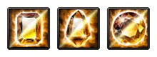 Dark + Light RES Dual Crystals