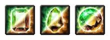 Dark + Wind RES Dual Crystal