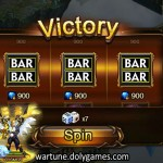 Jackpot victory 900 bound balens in Cloud Adventure