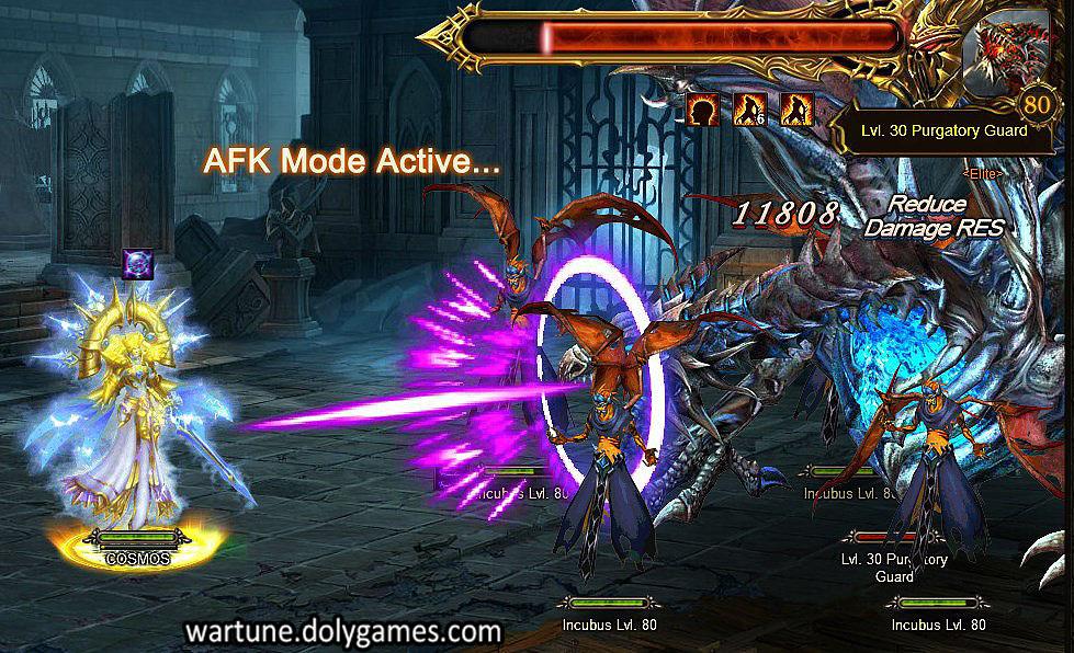 Purgatory Maze level 30 boss tip