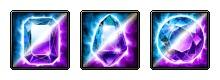 Water + Electro RES Dual Crystals