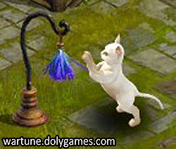 White Cat 1 - 70,000 gold