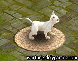 White Cat 5 - 70,000 gold