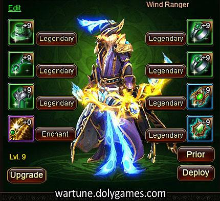 Wind Ranger Eudaemon