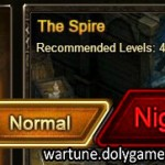 patch - Spire Nightmare
