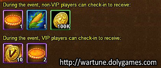 Login - Wartune Events 12 November 2015