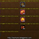 Wartune Events 12 to 15 November 2015
