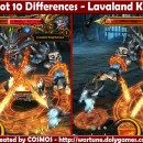 Spot 10 Differences – Lavaland King Baroque