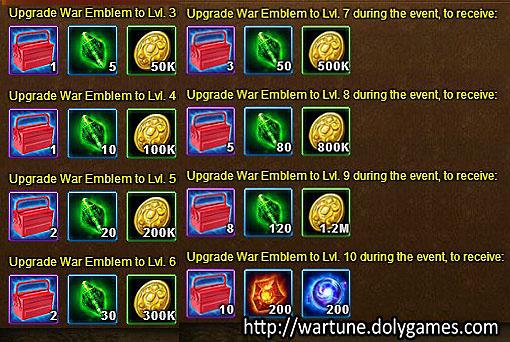 War Emblem 1 - Wartune Events 8 November 2015