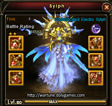 Maeybe Top Free Player Electro Sylph