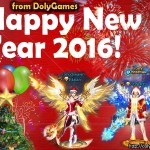 Happy New Year 2016 DolyGames