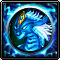 Poseidon Sylph Seal Water icon Wartune