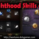 Archer Knighthood Skills and Talents