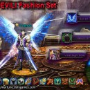 SACRED VEVILI Fashion Set