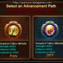 Wartune Drops Knighthood Requirement by 25%