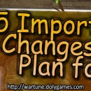 [Patron Exclusive] 5 Important Changes to Plan for in 5.6 update