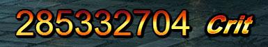Cane 285,332,704 damage