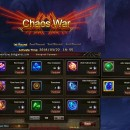 Chaos War 22 Mar 2016 and Shop of Turmoil