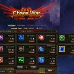 Chaos War 22 March 2016