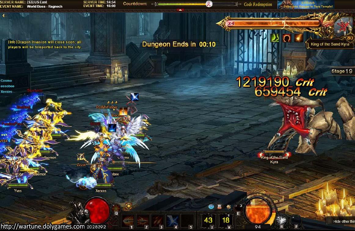 Dragon Invasion 19 Cane, Xerxes, Essobee, Cosmo