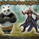 Kung Fu Panda is a Knight Class