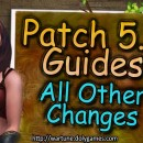 [Patch 5.6] All Other Changes