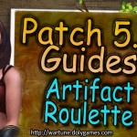 [Patch 5.6] Artifact Roulette Guide