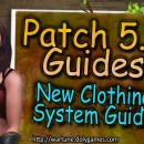 [Patch 5.6] New Clothing System Guide