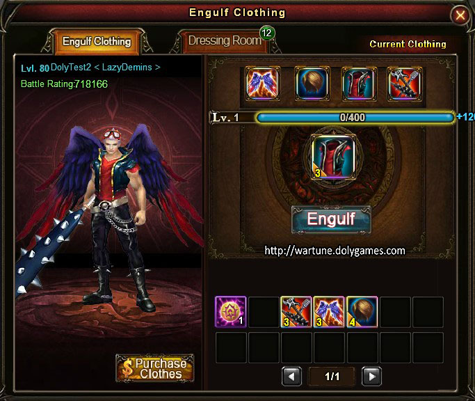 [Patch 5.6] New Clothing System Guide - engulfing clothing