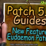 [Patch 5.6] New Feature Eudaemon Patrol