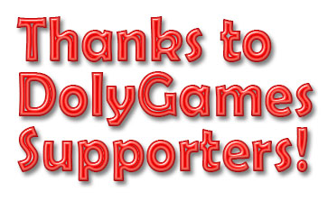 Thanks DolyGames Supporters