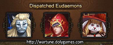 Base Camp # of Eudaemons Dispatched