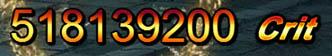 Cane 518,139,200 damage