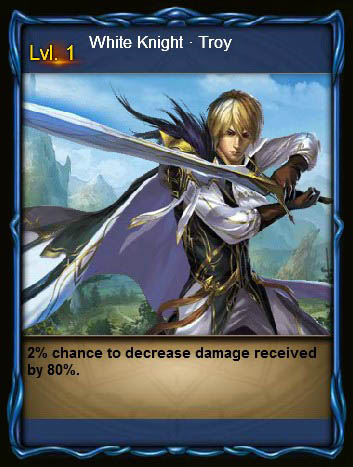 ABYS3 White Knight Troy Card Wartune large