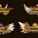 Archaeology Levels