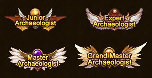 Archaeology Titles
