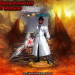 Doctor from Hell Cosmos Wartune