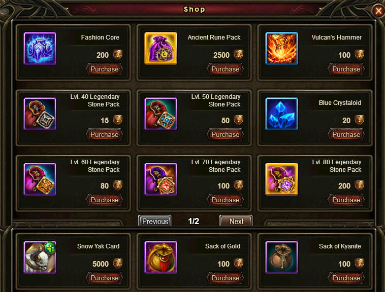 Looking at CSGB Rewards (21 May 2016)